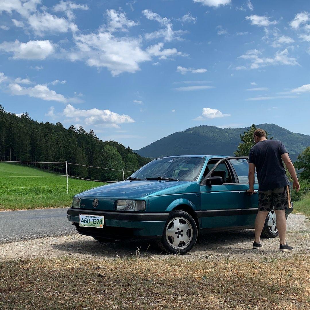 Mike the Mechanic und sein Passat